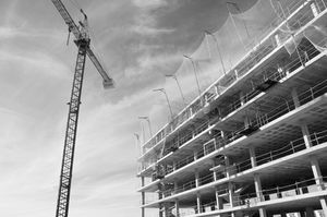 Spain building sector slowly recovering