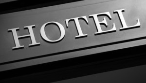 Hotels provide a barometer for economic growth